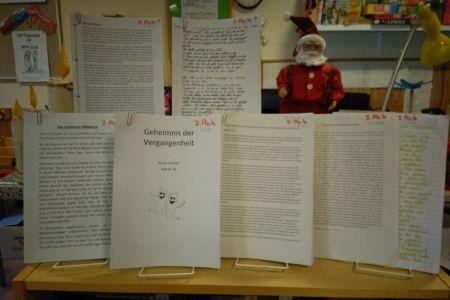 Kurzgeschichten für die klasse spannende 5 Kurzgeschichten